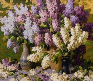 O. Fediaiev 'Lilac', 2016