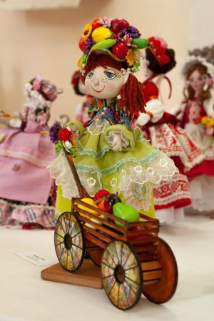 L. Hubal  Author's Doll