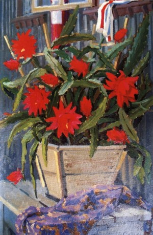 Кактус цвіте, 1964