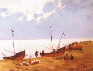 Каспій. Човни, 1961