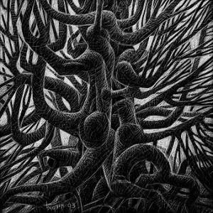 Бедзір П. Із серії 'Життя дерев'
