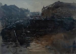 V. Kohutych 'Shiny Gray Walls'.