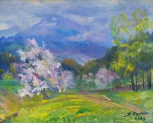 Сенько В. 'Весняне цвітіння', 2010