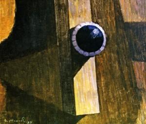 Шуфлядка, 1989, п.а. 54,5х63