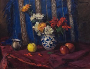 Бокшай Й. 'Натюрморт', 1958