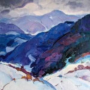 O.  Shandor 'Greatness Of The Carpathians', 2018