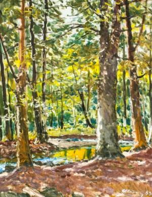 Лісовий струмок, 1983 р.