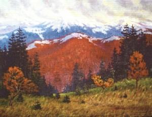 Осінь в горах, 1998