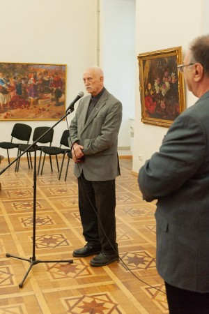 Exhibition of works from the funds of the Transcarpathian Regional Museum