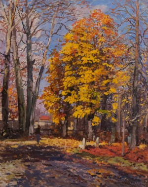 Y. Bokshai Autumn', 1958