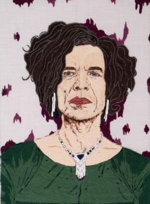 N. Furlietova 'Mick Jagger'