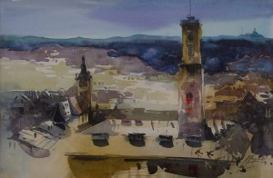Когутич В.'Гордовита вежа'