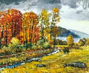 Пізня осінь, 1969 р.