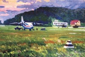 Польовий аеродром, 1968