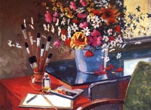 Польові квіти, 1962