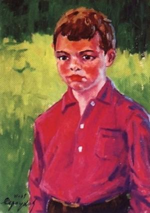 Портрет Йосипа, 1965