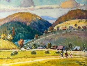 Рахівські гори, 1990 р.