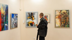Personal exhibition of Taras Usyk