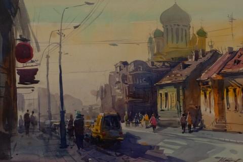 «Імпресія» Василя Когутича в Закарпатському музеї народної архітектури та побуту