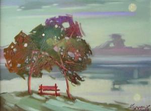 Мадяр Л.'Лавиця на березі', 2006