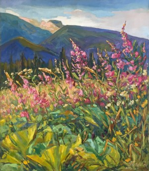 A. Pavuk Flowers Of The Mountains', 2013