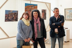 Exhibition of the Society of Slovak Artists of Transcarpathia