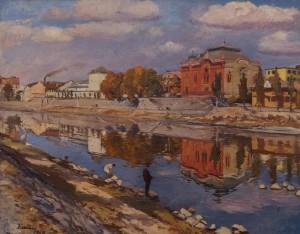 Y. Bokshai Uzhhorod', 1947