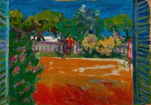 M. Hlushchenko 'Summer'