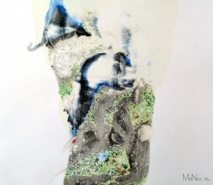 N. Moskalova-Lakatosh 'WAY II', 2019, 30x37.