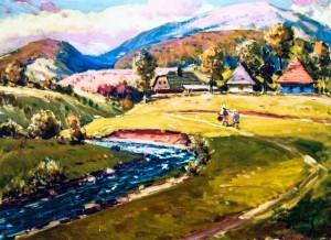 Стрімка річка, 1982 р.