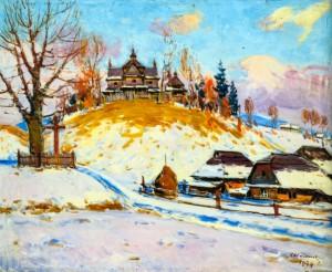 Струківська церква, 1974 р.