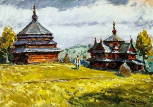 Струківська церква, 1982 р.