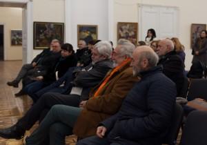 В Ужгороді презентували каталог графіки Гаврила Глюка