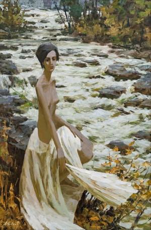 O. Fediaiev 'Water', 2017