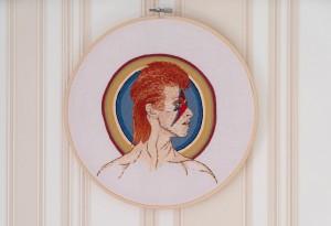 N. Furlietova 'Dawid Bowie'