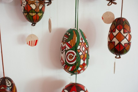 "Exhibition ""The World of Pysanka"""