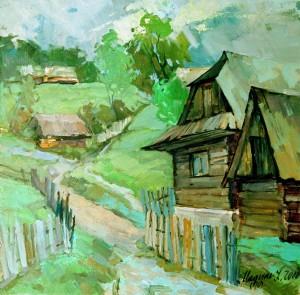 Мадяр Л.'Гірське село', 2010