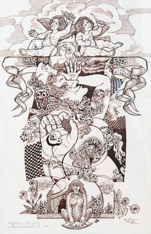 J. Reiti 'Untitled'