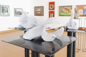 Улибіна Л. Триптих 'Морські мотиви', 2018