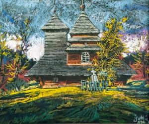 Церква в с.Ужок, 1936 р.