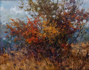 O. Fediaiev 'Etude Of The Bush', 2006