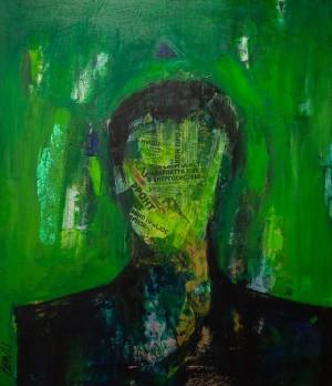 Кузьма Б.'Зелена людина', 2019