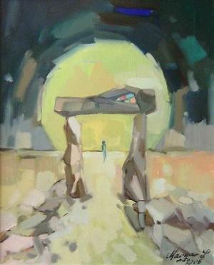 Мадяр Л.'Ворота', 2006