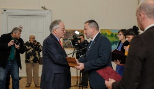 Exhibition of the Society of Hungarian Artists of Transcarpathia named after Imre Revesz