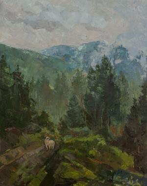 A. Pavuk Lost Sheep'