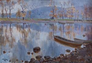 Шолес З.'Листопад', 1949