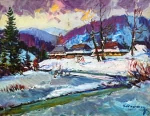 Чорнотисово, 1972 р.