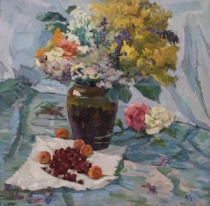 V. Bondarenko Still Life', 1945