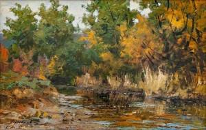 O. Fediaiev 'Etude', 2001
