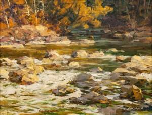 O. Fediaiev 'Etude', 2003